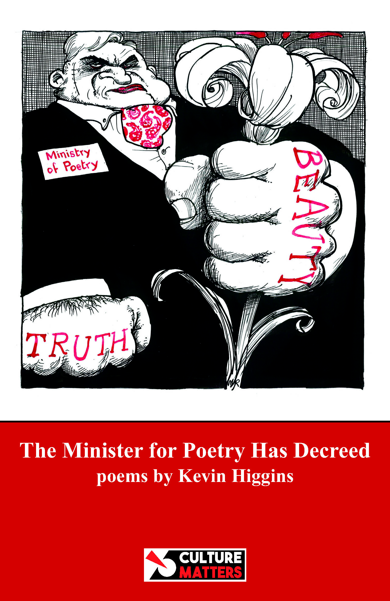 Higgins Poems Cover
